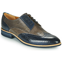 Sapatos Homem Sapatos Melvin & Hamilton BOBBY 1 Cinza / Azul