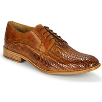 Sapatos Homem Richelieu Melvin & Hamilton EDDY 8 Castanho