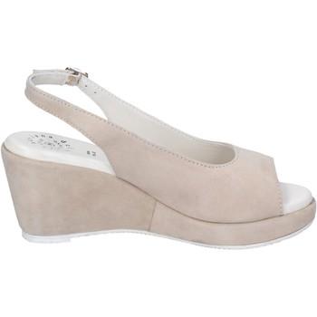 Sapatos Mulher Sandálias Adriana Del Nista Sandálias BJ03 Bege