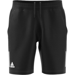 Textil Homem Shorts / Bermudas adidas Originals Club Short Preto