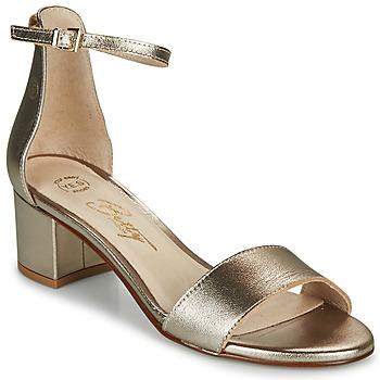 Sapatos Mulher Sandálias Betty London INNAMATA Chumbo
