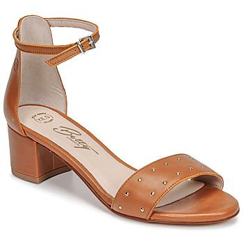 Sapatos Mulher Sandálias Betty London OLAKE Camel