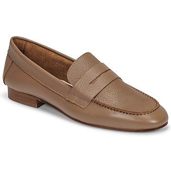Sapatos Mulher Mocassins Betty London OSANGE Camel