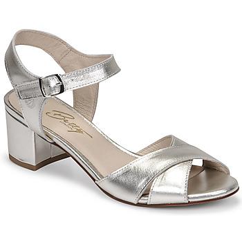 Sapatos Mulher Sandálias Betty London OSKAIDI Prata