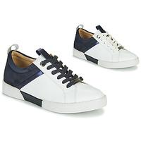 Sapatos Rapariga Sapatilhas JB Martin GELATO Branco / Marinho