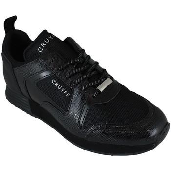 Sapatos Homem Sapatilhas Cruyff lusso black Preto
