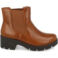 Sapatos Mulher Botins Clowse 8B991 Camel