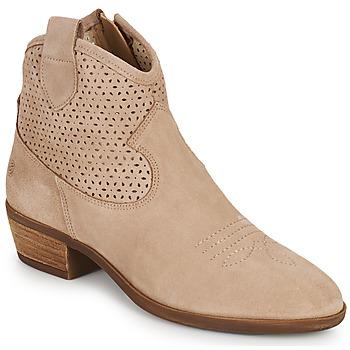 Sapatos Mulher Botas baixas Betty London OGEMMA Bege