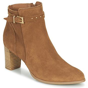 Sapatos Mulher Botins Betty London OSANDA Castanho