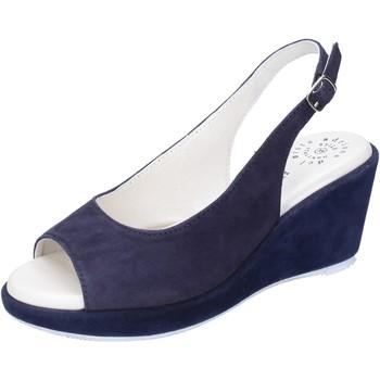 Sapatos Mulher Sandálias Adriana Del Nista Sandálias BJ06 Azul