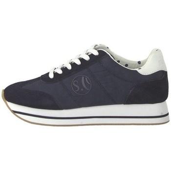 Sapatos Mulher Sapatilhas S.Oliver 552361222805 Azul marinho