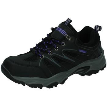 Sapatos Mulher Sapatos de caminhada Paredes  Preto
