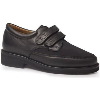 Sapatos Sapatos & Richelieu Calzamedi SAPATOS  DIABÉTICOS ESPECIAIS JUANETES 0693 NEGRO