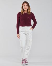 Textil Mulher Calça com bolsos Levi's LOOSE CARGO Bege