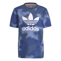 Textil Rapaz T-Shirt mangas curtas adidas Originals GN4119 Azul