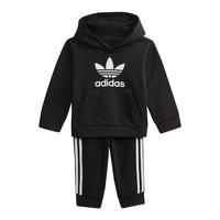 Textil Criança Sweats adidas Originals DV2809 Preto