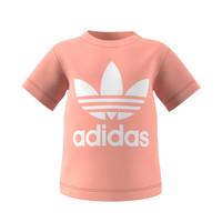 Textil Criança T-Shirt mangas curtas adidas Originals GN8176 Branco