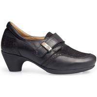 Sapatos Mulher Mocassins Calzamedi CALÇAMEDI 0711 NEGRO