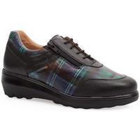 Sapatos Mulher Sapatos & Richelieu Calzamedi SAPATOS  0747 NEGRO