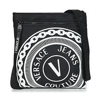 Malas Homem Pouch / Clutch Versace Jeans Couture SOLEDA Preto / Branco
