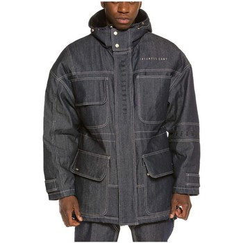 Textil Homem Jaquetas Grimey GRPAR117-IBLU azul