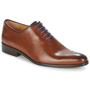Sapatos Homem Richelieu Brett & Sons AGUSTIN Conhaque