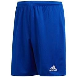Textil Rapaz Shorts / Bermudas adidas Originals JR Parma 16 Azul
