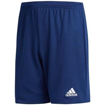 Textil Rapaz Shorts / Bermudas adidas Originals JR Parma 16 Azul marinho