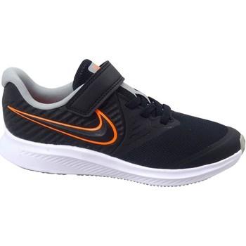 Sapatos Criança Fitness / Training  Nike Star Runner 2 Preto