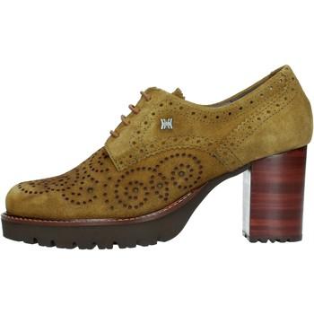 Sapatos Mulher Botas baixas CallagHan - Derby verde 21918 VERDE