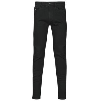 Textil Homem Gangas Skinny Diesel D-AMNY-SP4 Preto