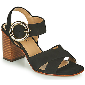Sapatos Mulher Sandálias JB Martin 1NICKY Preto