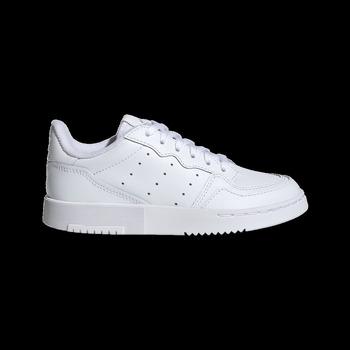 Sapatos Criança Sapatilhas adidas Originals Supercourt Cadete Branco