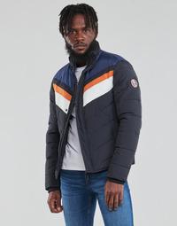 Textil Homem Jaquetas Teddy Smith B-SKI Marinho