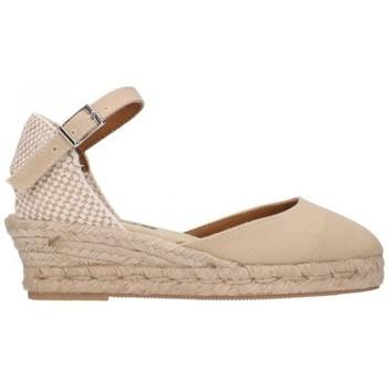 Sapatos Mulher Alpargatas Fernandez 682 3C Beig 8A Mujer Beige beige