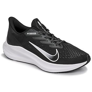 Sapatos Homem Sapatilhas de corrida Nike ZOOM WINFLO 7 Preto