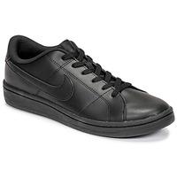 Sapatos Homem Sapatilhas Nike COURT ROYALE 2 LOW Preto