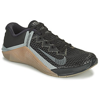 Sapatos Homem Multi-desportos Nike METCON 6 Preto / Cinza