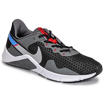 Sapatos Homem Multi-desportos Nike LEGEND ESSENTIAL 2 Cinza / Azul