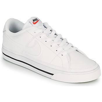 Sapatos Mulher Sapatilhas Nike COURT LEGACY Branco