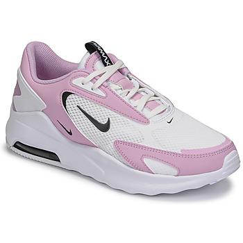 Sapatos Mulher Sapatilhas Nike AIR MAX MOTION 3 Branco / Rosa