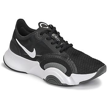 Sapatos Mulher Multi-desportos Nike SUPERREP GO Preto / Branco