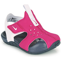 Sapatos Rapariga chinelos Nike SUNRAY PROTECT 2 TD Violeta