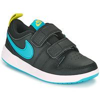Sapatos Rapaz Sapatilhas Nike PICO 5 PS Preto / Azul