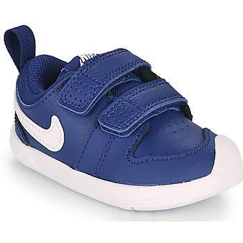 Sapatos Rapaz Sapatilhas Nike PICO 5 TD Azul / Branco