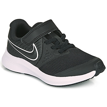 Sapatos Criança Multi-desportos Nike STAR RUNNER 2 PS Preto / Branco