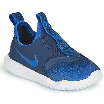 Sapatos Rapaz Multi-desportos Nike FLEX RUNNER TD Azul