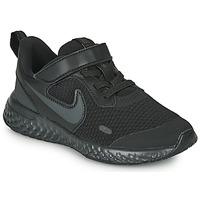 Sapatos Criança Multi-desportos Nike REVOLUTION 5 PS Preto