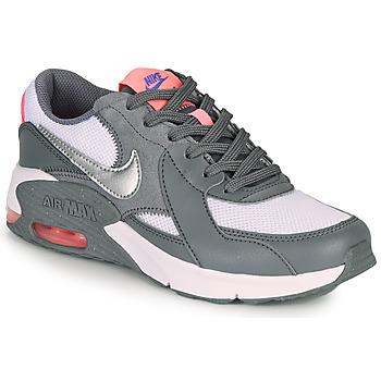 Sapatos Rapariga Sapatilhas Nike AIR MAX EXCEE GS Cinza / Rosa