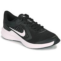Sapatos Criança Multi-desportos Nike DOWNSHIFTER 10 GS Preto / Branco